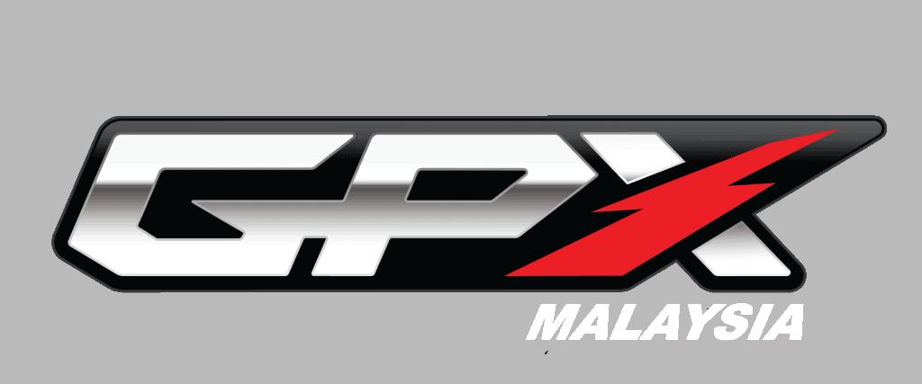 logo gpx malaysia white