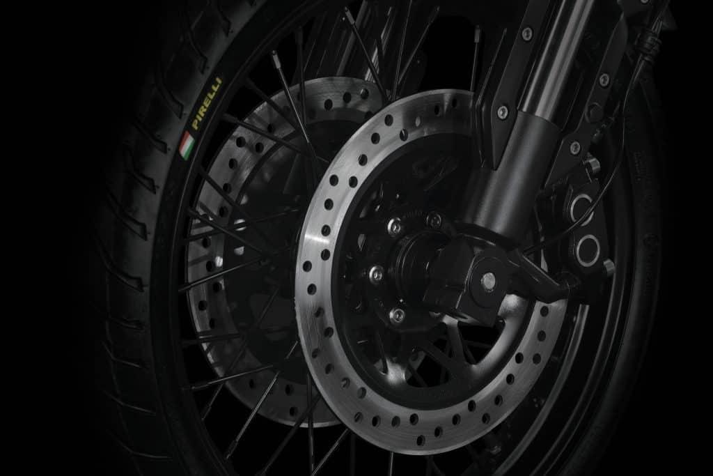GPX Double Disc Brake