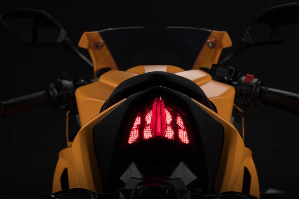 GR Rear light