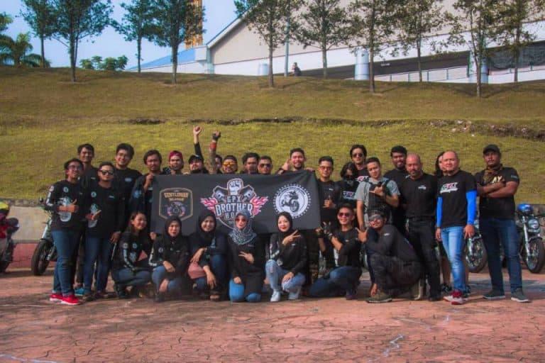 gpx brotherhood ride malaysia