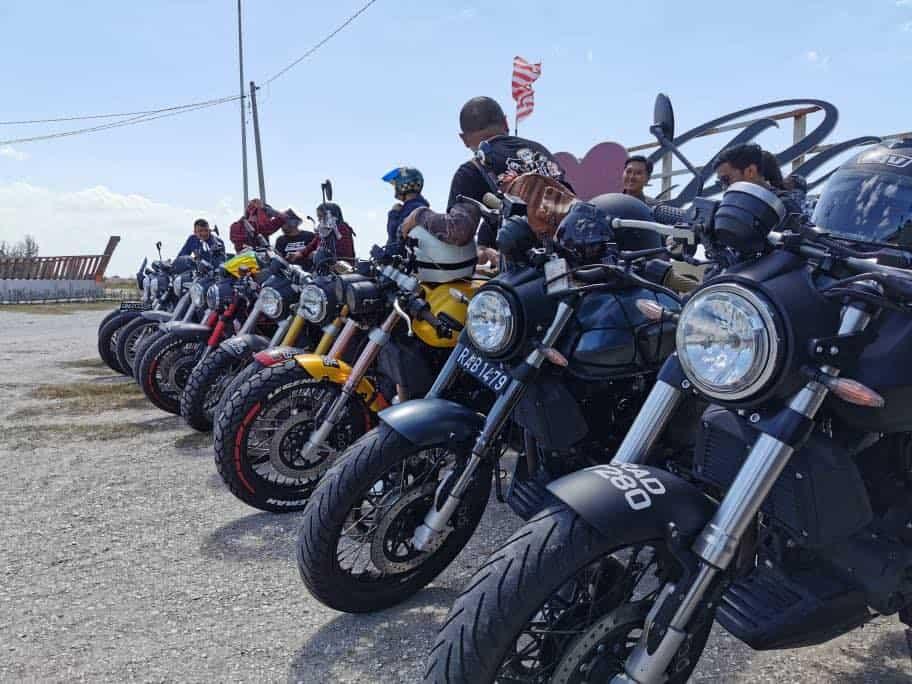 gpx gentleman convoy ride