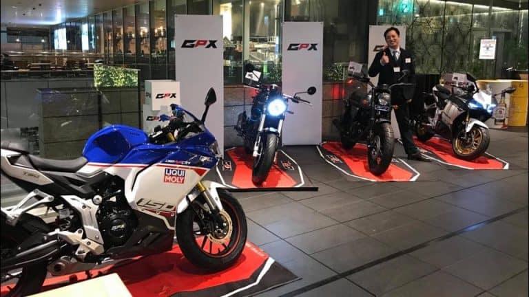 gpx japan motorbike demon
