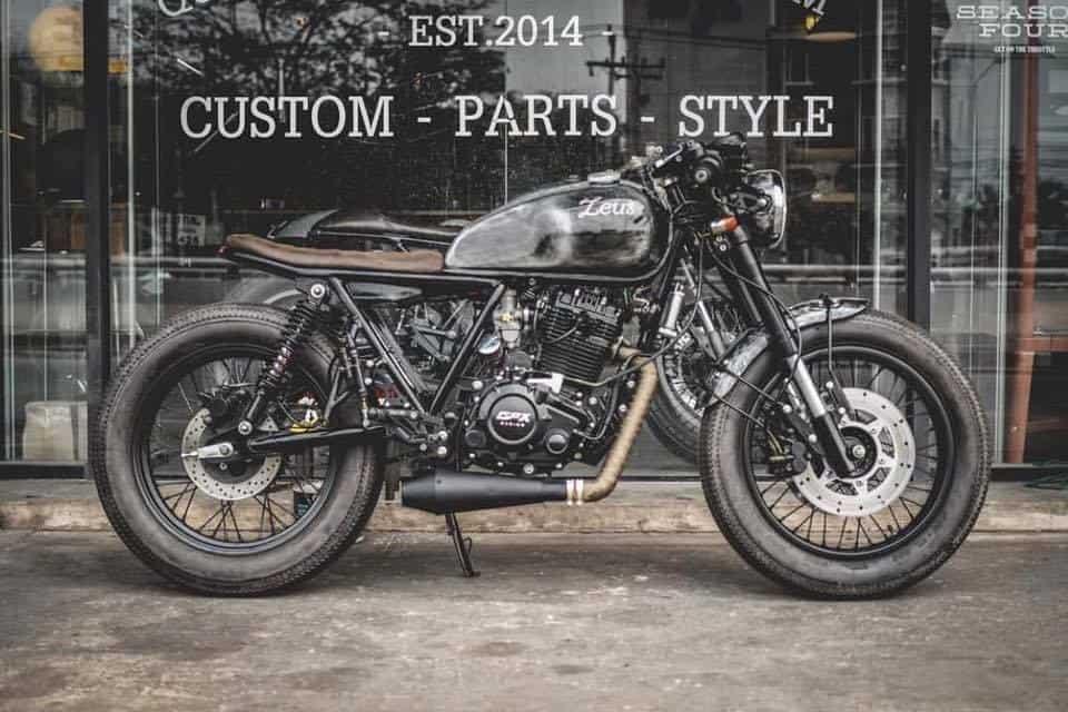gpx legend 150s custom mod