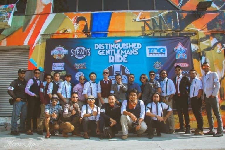 gpx malaysia distinguished gentleman ride 2019