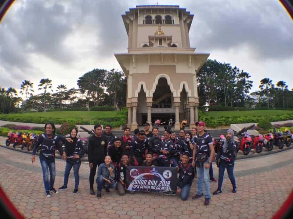 Johor-KL Demon 150GR Ride 2019