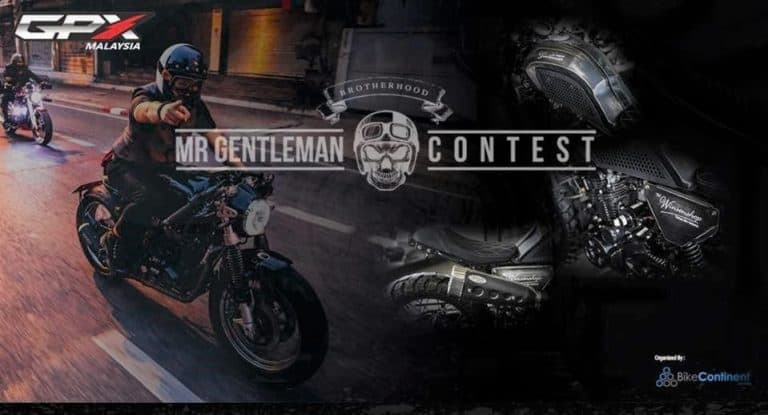 mr gentleman contest gpx malaysia cover