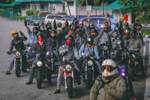 Port Dickson GPX Brotherhood Ride