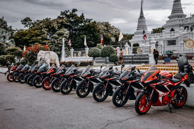 first ride demon gr200r thailand