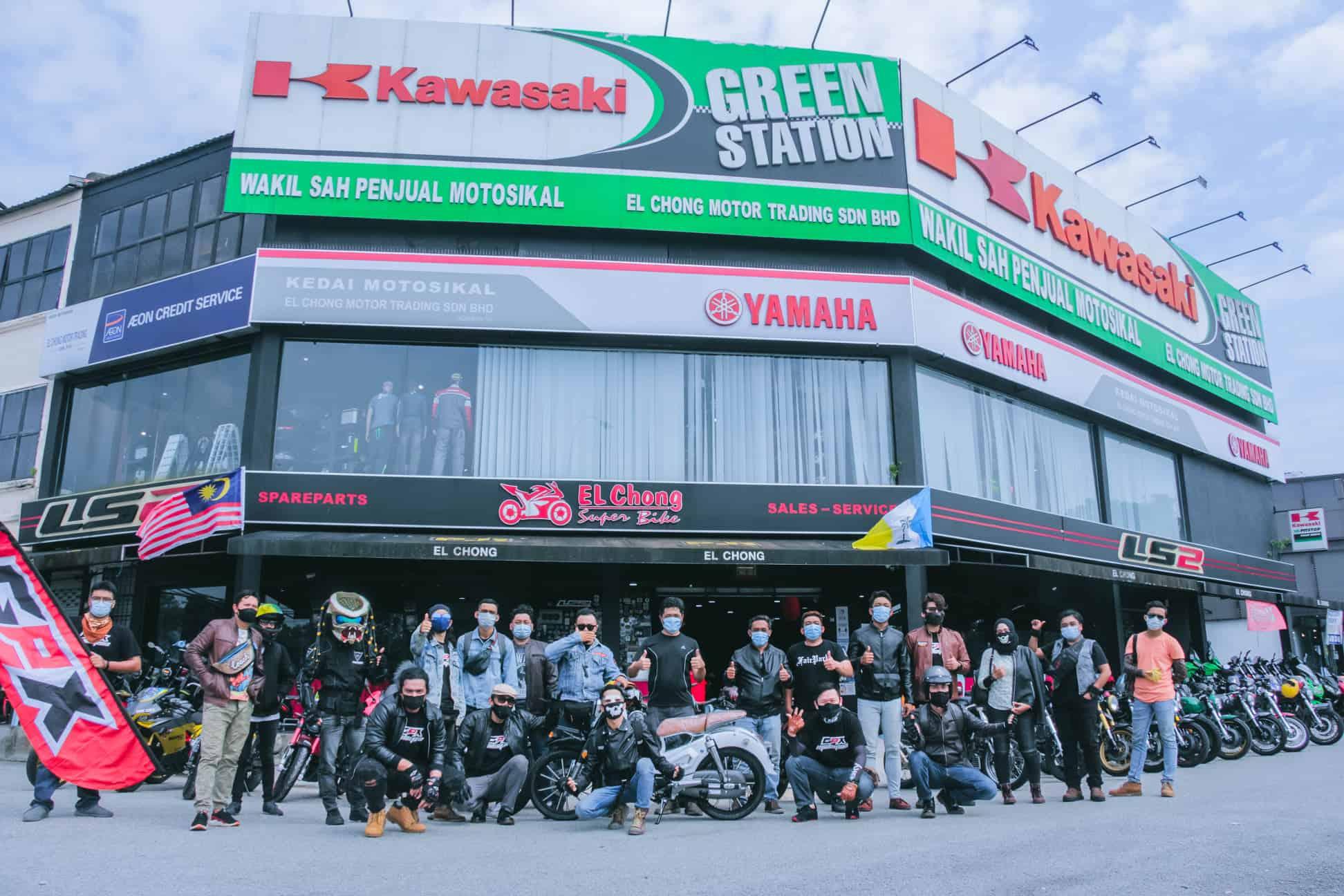 Penang Ride August 2020 GPX Brotherhood Club
