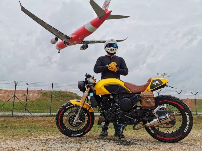 aeroplane gpx gentleman chameleon