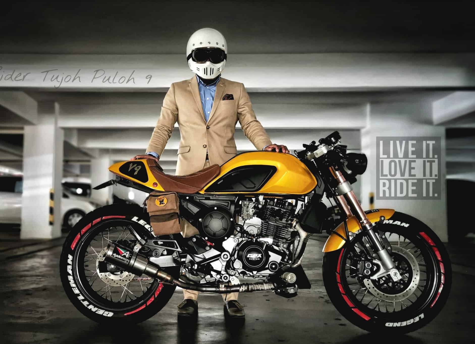 gpx rider 79